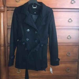 Jackets & Blazers - 🆕 Juniors Black Jacket Size Medium